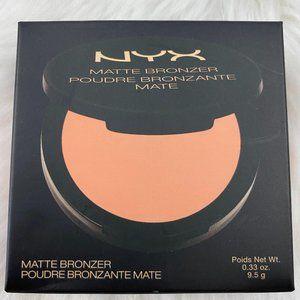 4/$20 NYX Makeup Matte Bronzer - Light - MBB01
